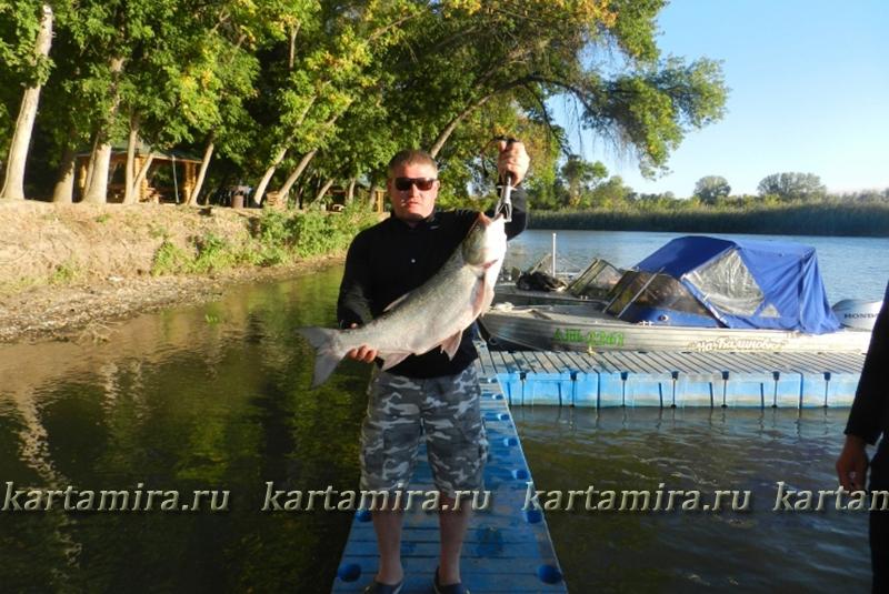 рыбалка в калиновке крым