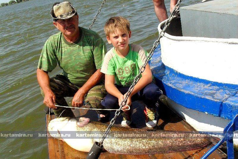 рыбалка в володарском районе