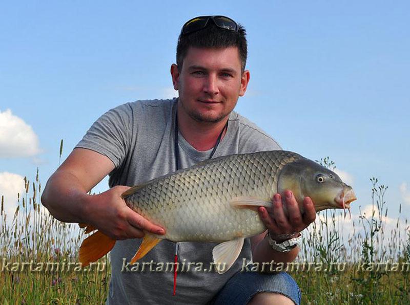 Рыбалка под талдомом