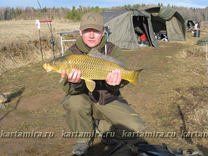 совместная ловля рыбы