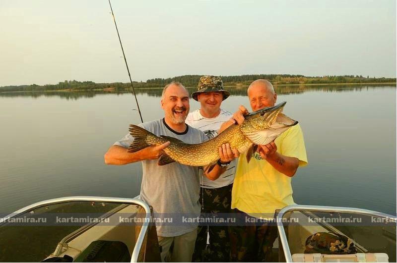 поплавочная рыбалка в карелии