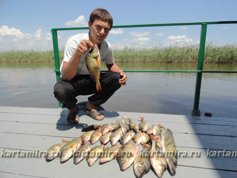 рыбалка юровка